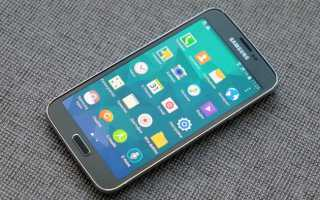 Samsung Galaxy S5: обзор характеристик и возможностей телефона