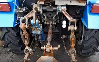 Какое бывает навесное оборудование для минитрактора, и можно ли его сделать своими руками