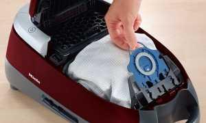 Как вставить мешок в пылесос самостоятельно: несколько шагов