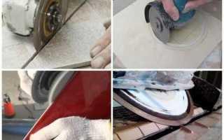 Как правильно пользоваться плиткорезом