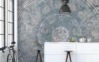 Декорирование спальни — роспись на стене