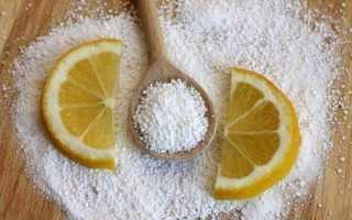 Как почистить стиральную машину лимонной кислотой: сколько сыпать грамм, инструкция по очистке
