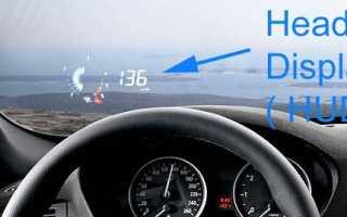 Проектор на лобовое стекло автомобиля: для чего нужен, разновидности, установка