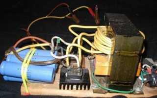 Как сделать споттер своими руками из сварочного аппарата, микроволновки, аккумулятора