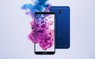 Huawei Mate 10 Lite: обзор дизайна, характеристик, камеры