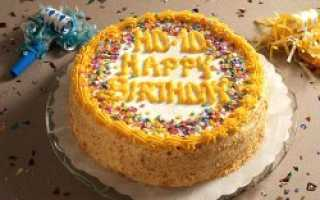 Как украсить детский торт на день рождения: советы