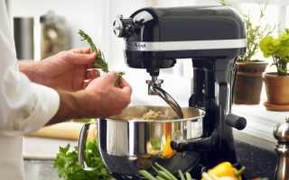 Блендер или кухонный комбайн: что лучше купить