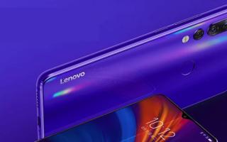 Обзор Lenovo Z5: характеристики, дизайн, цена, где купить