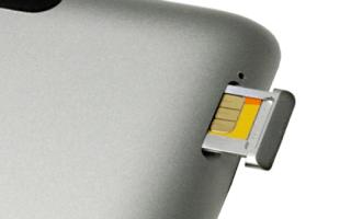 Планшеты iPad с приставкой Cellular в названии: в чем разница