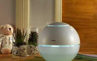 Как работает увлажнитель воздуха в комнате