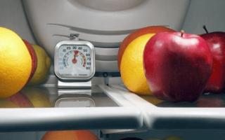 Регулировка температуры в холодильнике: как настроить регулятор