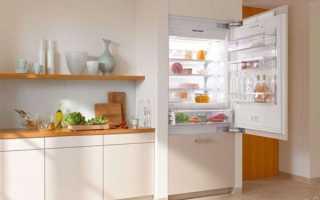 Как выбрать встраиваемый холодильник: на что обратить внимание при покупке?