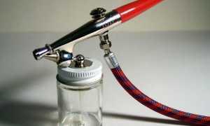 Как сделать краскопульт и держатель для него своими руками в домашних условиях