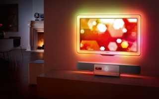Что такое led телевизоры