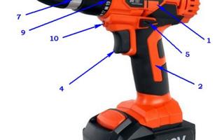 Дрель-шуруповерт: аккумуляторная или сетевая, ударная, компактная, двухскоростная с насадками
