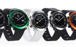Обзор умных часов Cogito Classic: дизайн, функции, цена