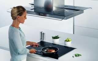 Виды и типы вытяжек для кухни