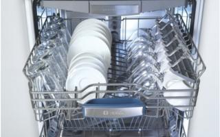 Теплообменник в посудомоечной машине: что это такое