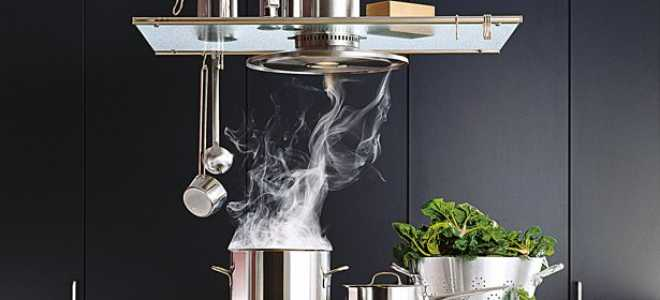 Размеры вытяжек для кухни: правила установки над плитой