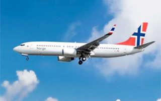 Норвегия решила перейти на электрические самолеты