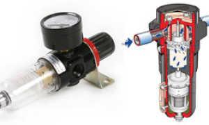 Влагоотделитель для компрессора: устройство и принцип работы