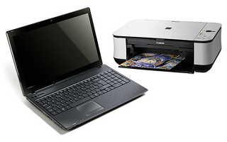 Как подключить принтер к ноутбуку через USB, Wi-Fi, без установочного диска