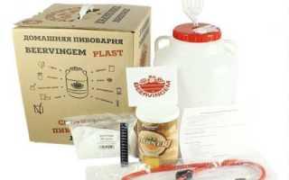 Компанией Hopii создана домашняя мини-пивоварня