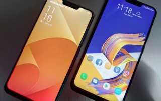 Zenfone 5Z: обзор характеристик и особенностей смартфона
