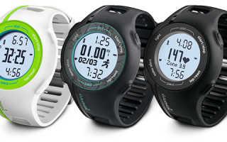 Часы Garmin Forerunner: обзор моделей FR35, FR630