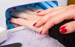 Рейтинг ламп для сушки ногтей