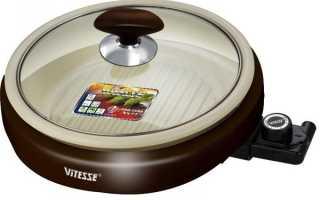 Какую электрическую сковороду лучше купить для стейков и выпечки: вок, чудо-печь, гриль