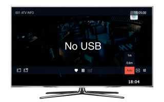 Почему телевизор не видит флэшку