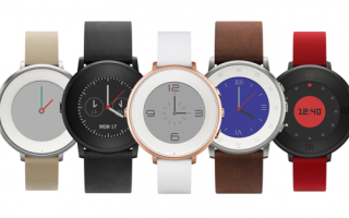 Обзор Pebble Time Round: характеристики, дизайн, функции
