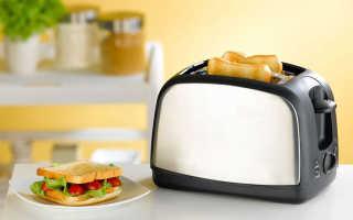 Рейтинг лучших тостеров для дома – по качеству и отзывам покупателей