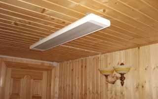 Как выбрать лучший инфракрасный обогреватель с терморегулятором для дачи