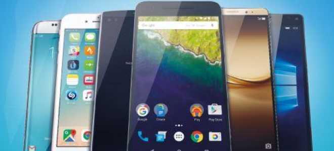 Рейтинг лучших смартфонов  с большим экраном