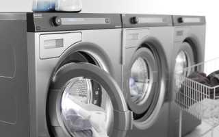 Профессиональные стиральные машины: особенности эксплуатации, характеристики