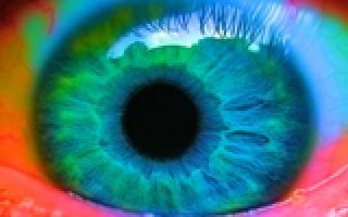 Создан миниробот, способный перемещаться внутри глазного яблока