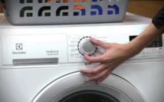 Ремонт неисправностей стиральной машины Электролюкс своими руками