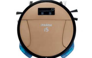 Робот-пылесос cleverPanda i5: новинка  с HD-камерой, Wi-Fi и интеллектуальными возможностями
