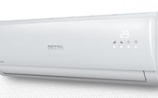 Кондиционеры Royal Clima: технические характеристики, преимущества и недостатки