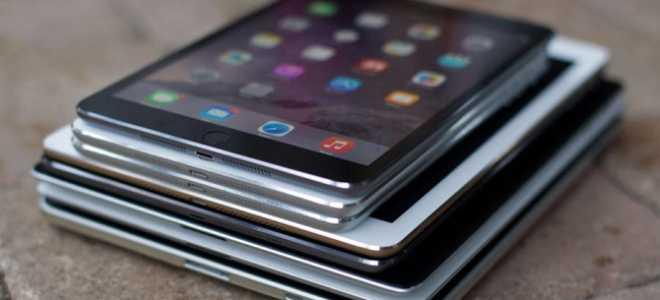 Как узнать модель iPad по серийному номеру, внешне