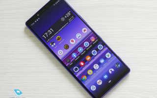 Sony Xperia M5 – тот случай, когда цена соответствует содержанию