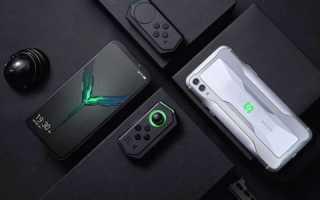 Компанией Black Shark представлен новый геймерский смартфон