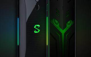 На рынок выходит смартфон от производителя Black Shark с оперативной памятью 10 ГБ