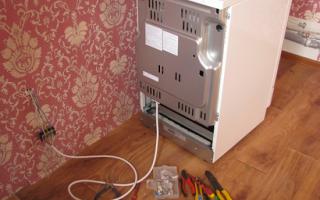 Как правильно самостоятельно подключить электроплиту к сети