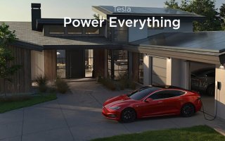Tesla предлагает жителям некоторых штатов арендовать солнечные батареи