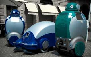 Американской девочкой создан робот-мусорщик, идентифицирующий пластиковые предметы