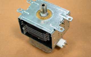 Как проверить, работает ли магнетрон в микроволновке?