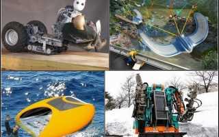 Новая модель робокубиков будет помогать спасателям